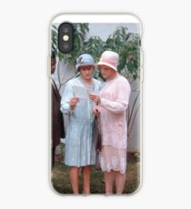 Tony Curtis + friends iPhone Case