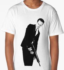 Jim Moriarty (Consulting Criminal) Long T-Shirt
