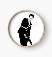 Jim Moriarty (Consulting Criminal) Clock