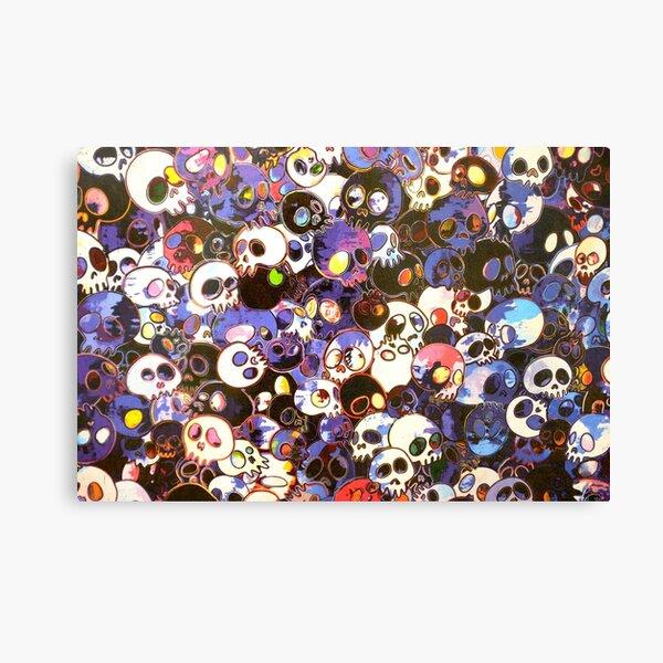 MURAKAMI X RAFE Canvas Print