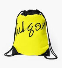 Vulgar Gorillaz Drawstring Bag