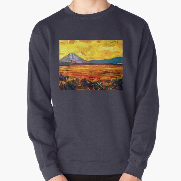 Errigal (County Donegal, Ireland) Pullover Sweatshirt