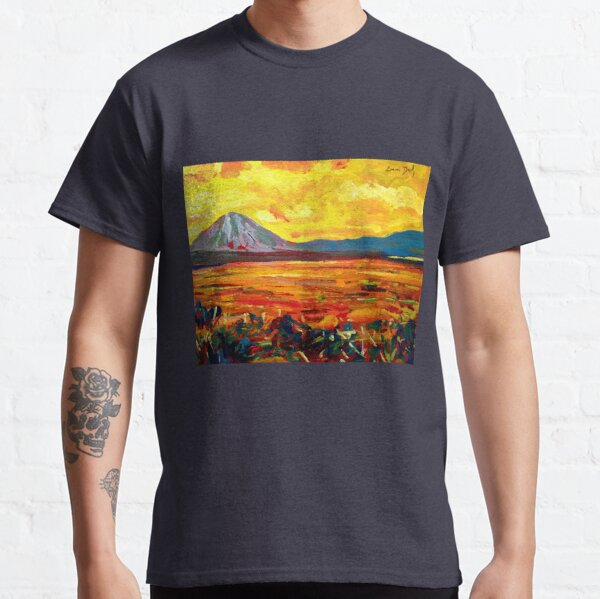 Errigal (County Donegal, Ireland) Classic T-Shirt