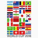 World Cup 2018  by Barber Design