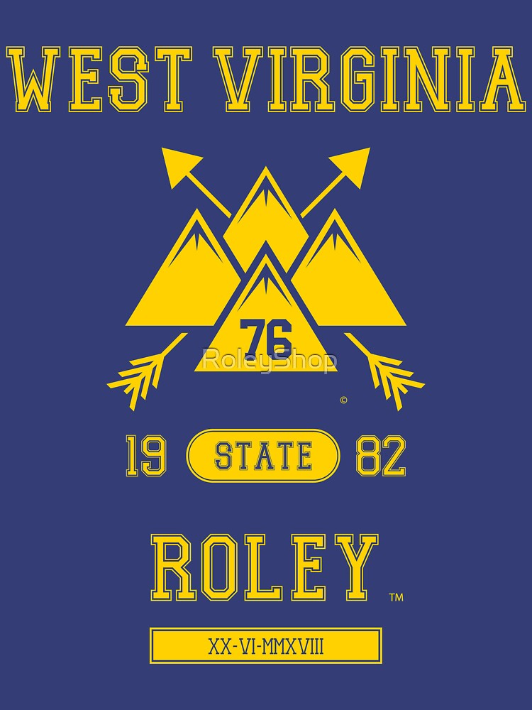 West Virginia by RoleyShop