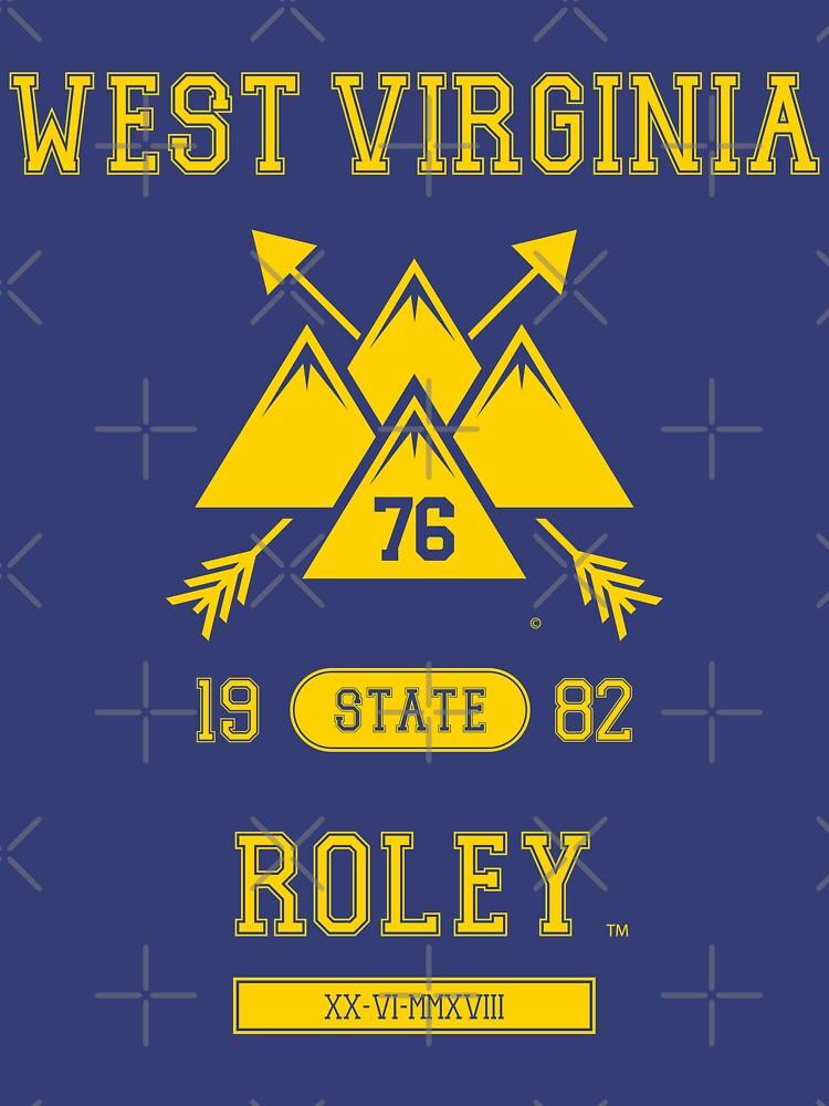 West Virginia by RoleyShop