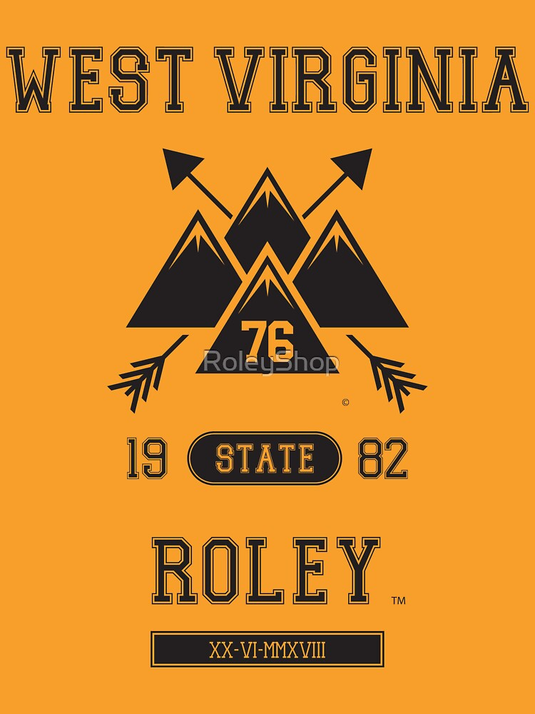 West Virginia Mountains by RoleyShop