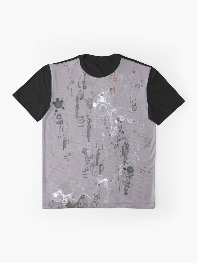 Alternate view of Occluded Meanings Graphic T-Shirt