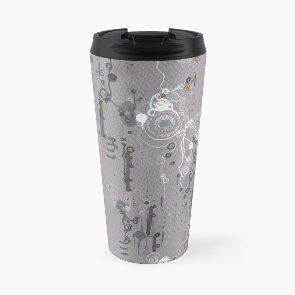 Occluded Meanings Travel Mug