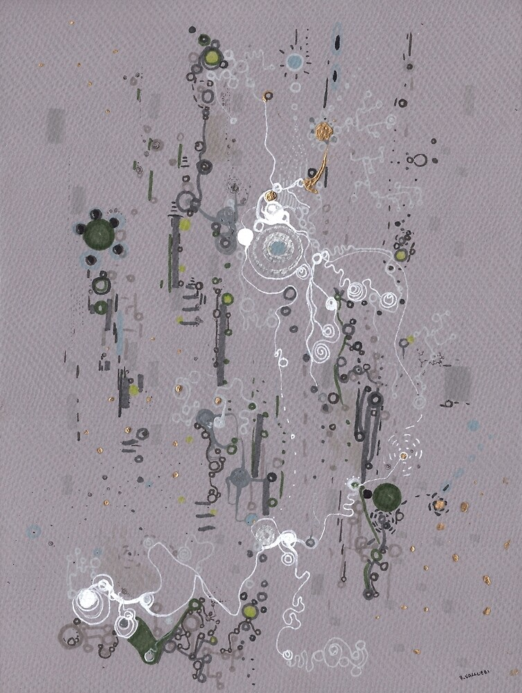 Occluded Meanings by Regina Valluzzi