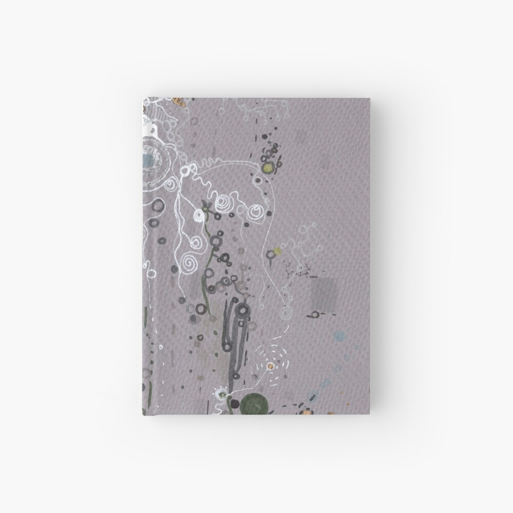 Occluded Meanings Hardcover Journal