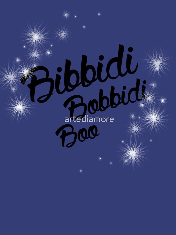 Bibbidi Bobbidi Boo von artediamore
