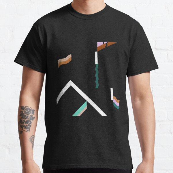 The Wire 154 version2 post punk vinyl lp artwork album Classic T-Shirt