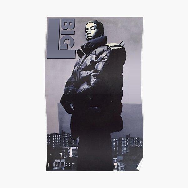 Big L Put It On Poster