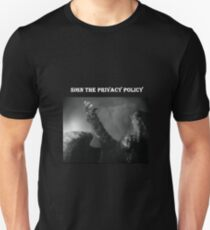 Privacy W Unisex T-Shirt