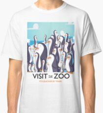 Visit The Zoo Penguins Classic T-Shirt