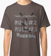 4 Simple rules Classic T-Shirt
