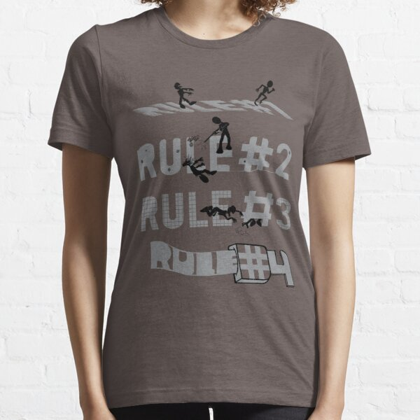 4 Simple rules Essential T-Shirt