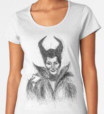 Maleficent  Women's Premium T-Shirt