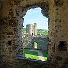 Von einem Teil des Schlosses zum anderen von trish725