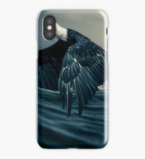 Hunt Eagle Fishing iPhone Case