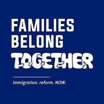 Families Belong Together by BootsBoots