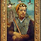 Mona Hilda by BigFatArts