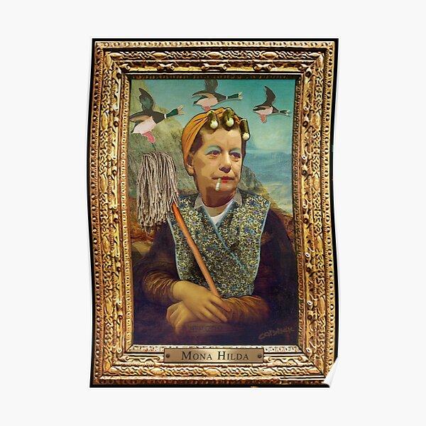 Mona Hilda Poster