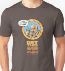 """Get This: """"How good is this!?"""" T-Shirt"""