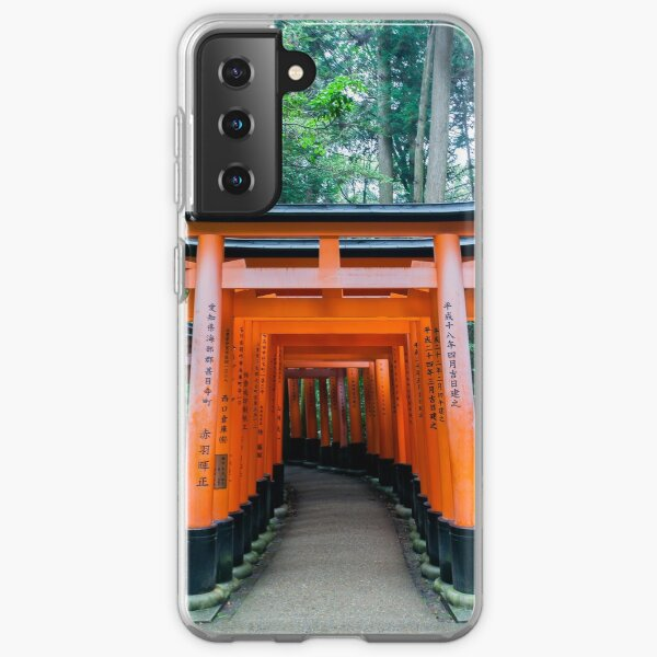 Tori Gates Samsung Galaxy Soft Case