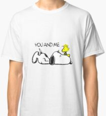 snoopy-you and me Classic T-Shirt