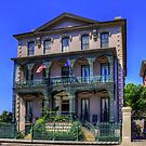 Governor John Rutledge House by TJ Baccari Photography
