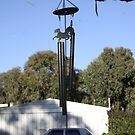 another horse windchime by DragonRider