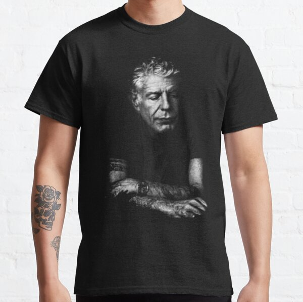 Anthony Bourdaim Classic T-Shirt