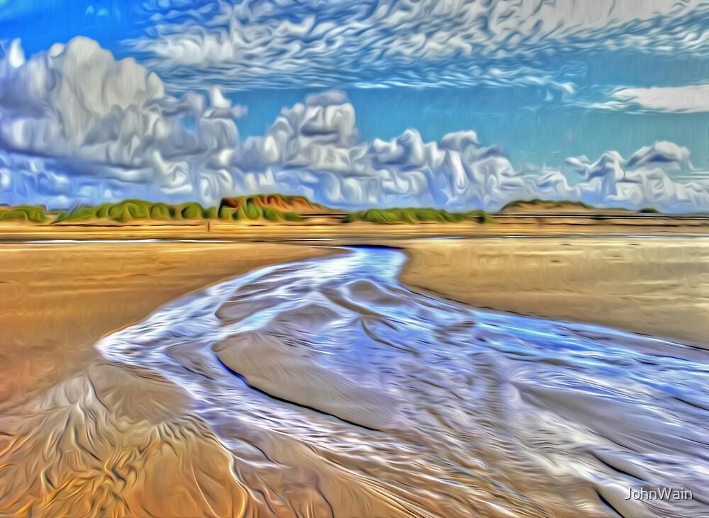 Low Tide by JohnWain
