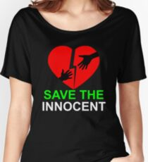 Families Belong Together Save the Innocent Women's Relaxed Fit T-Shirt