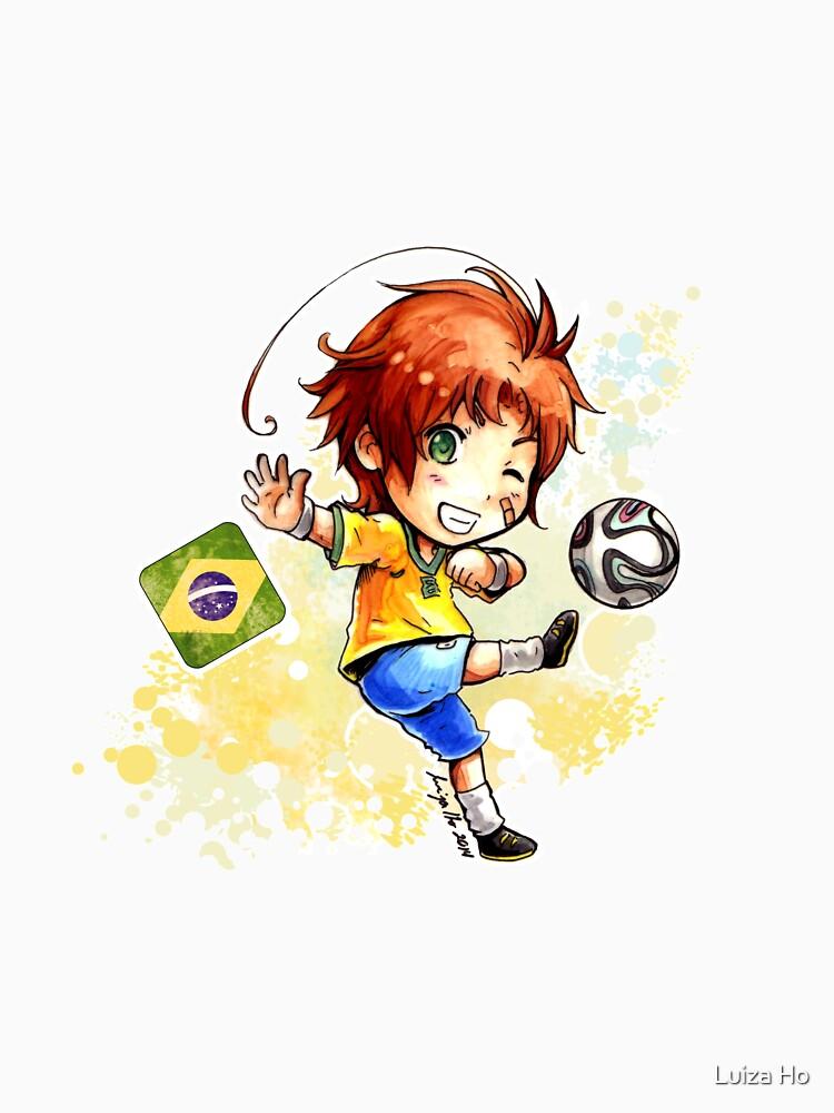 Brazil by teapotsandhats