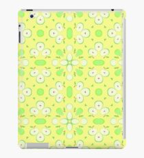 pattern vector apple seamless colorful repeat iPad Case/Skin