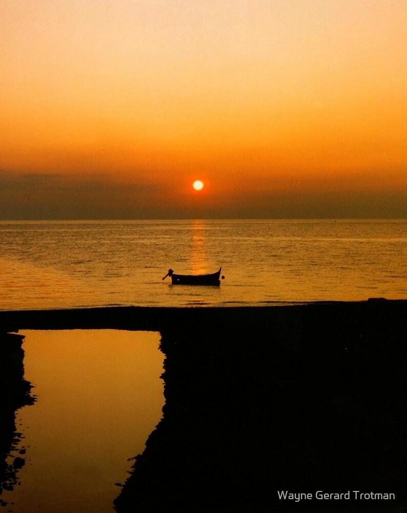Italian Sunset by Wayne Gerard Trotman