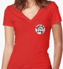 BAL Women's Fitted V-Neck T-Shirt