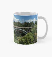 Castlewood Schlucht-Brücke Tasse