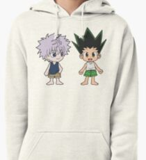 Gon and Killua Pullover Hoodie