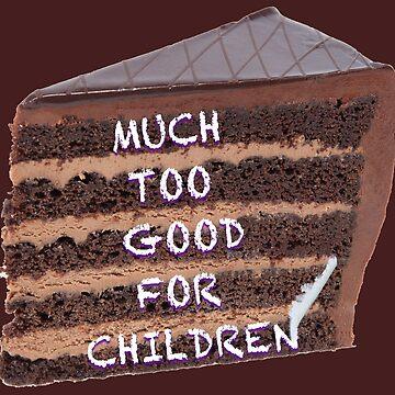 The Trunchbull Cake by cameronprata