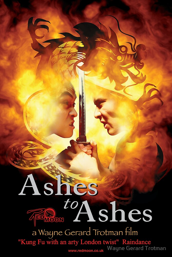 Ashes to Ashes by Wayne Gerard Trotman