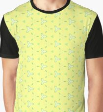 vector yellow fruit seamless colorful repeat pattern Graphic T-Shirt