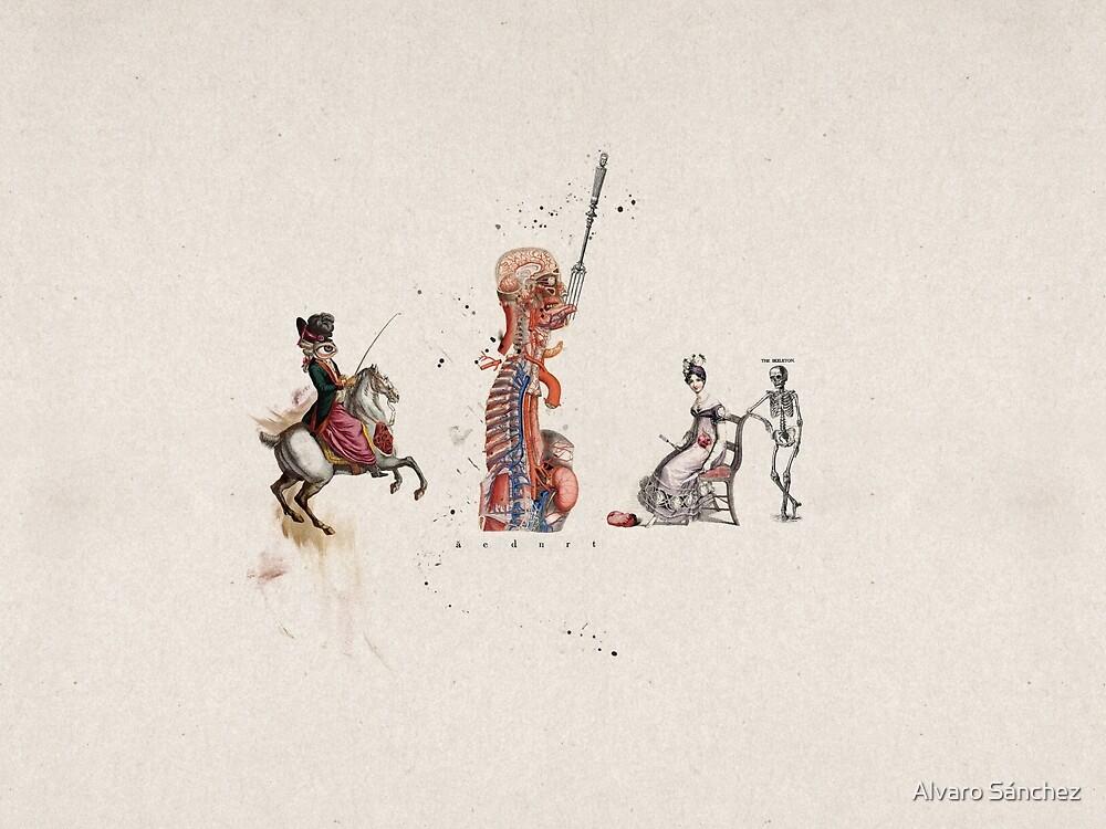 EL HOMBRE ANTE SU PROPIO DEVORADOR by Alvaro Sánchez