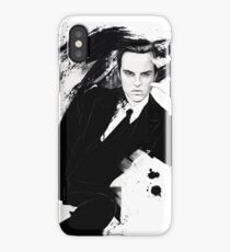 Jim Moriarty (Vodoo Child) iPhone Case