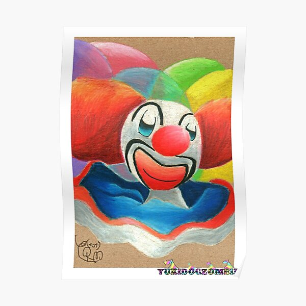 Bozo The Clown  Poster