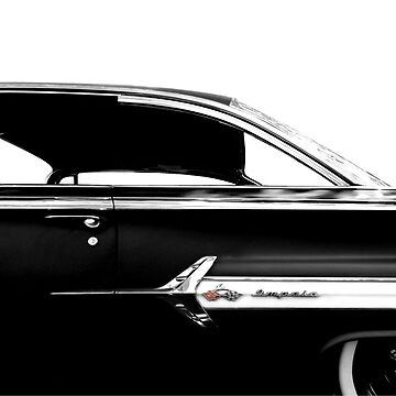1960 Chevrolet Impala Detail by mal-photography
