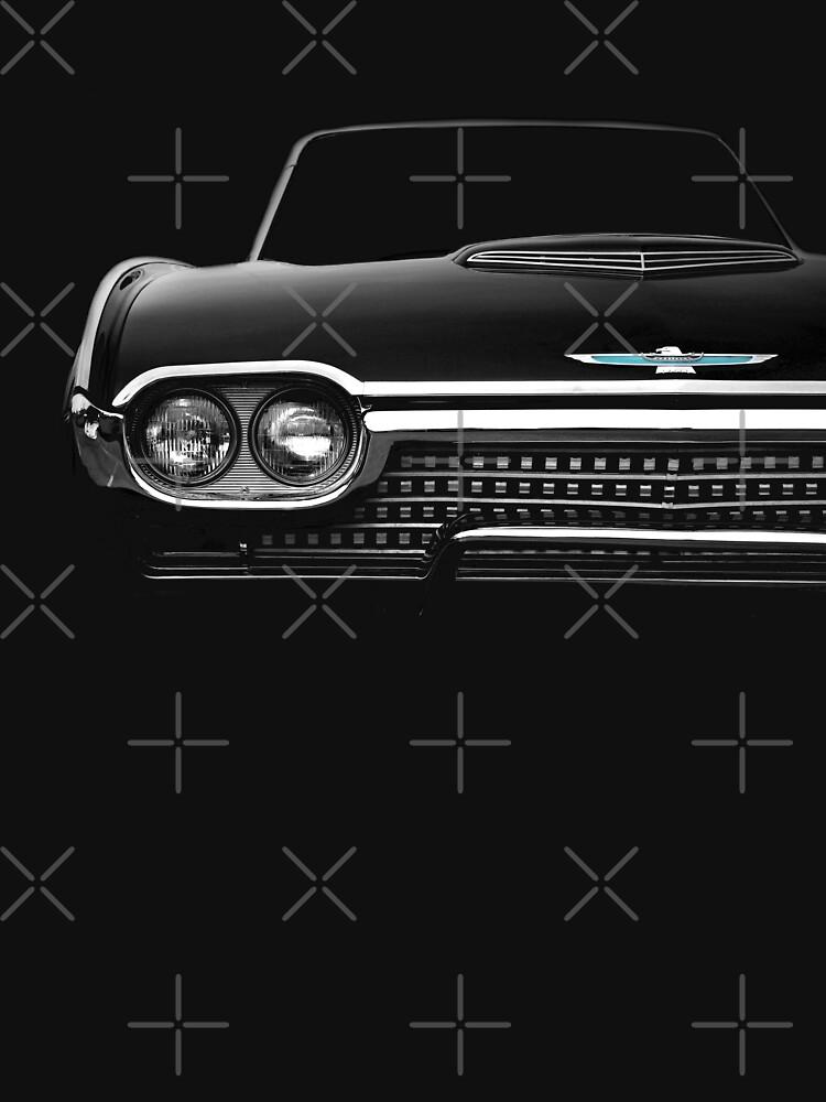 1962 Ford Thunderbird - Hoher Kontrast von mal-photography